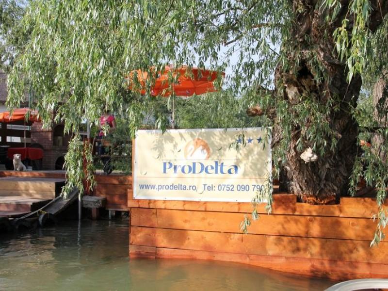 La pensiunea Prodelta