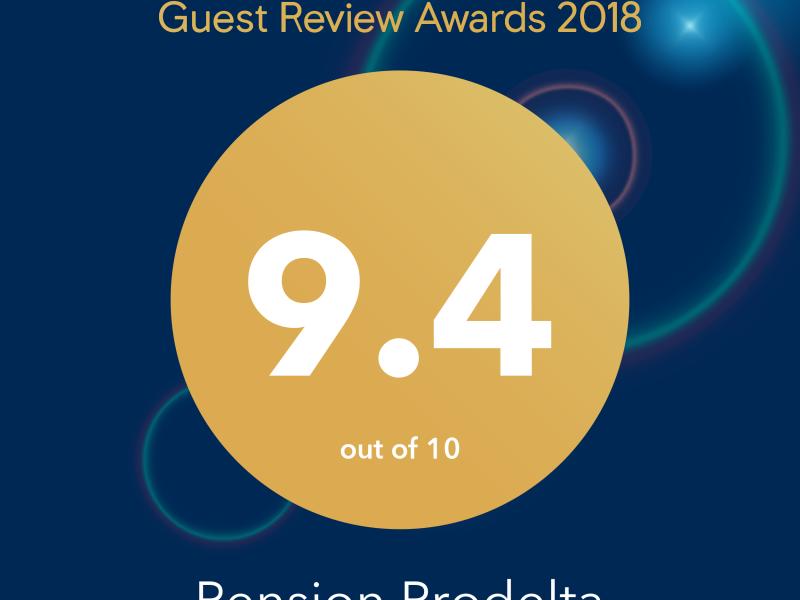 Premiu Booking.com 2018